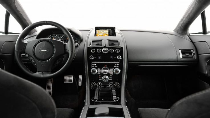 2014 ASTON MARTIN Vantage V12 Vantage S Coupé Sportshift