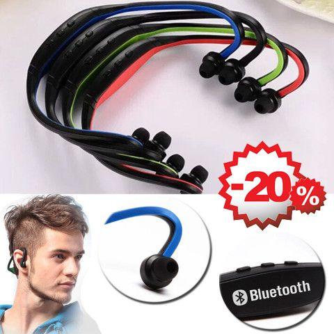 Беспроводные наушники с функцией Bluetooth, TF, Music Talking - Спорт и отдых - GOTTO.ORG - Торговый Онлайн Центр