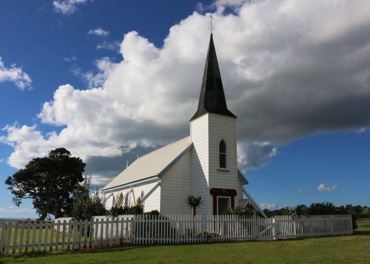 Raukokore Church, Eastland.