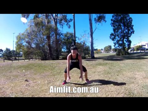 Aimfit Weekly Workout Video - Burpee Exercise Your weekly video, get fit, just do it. Watch the video:  https://www.aimfit.com.au/burpee-exercise/