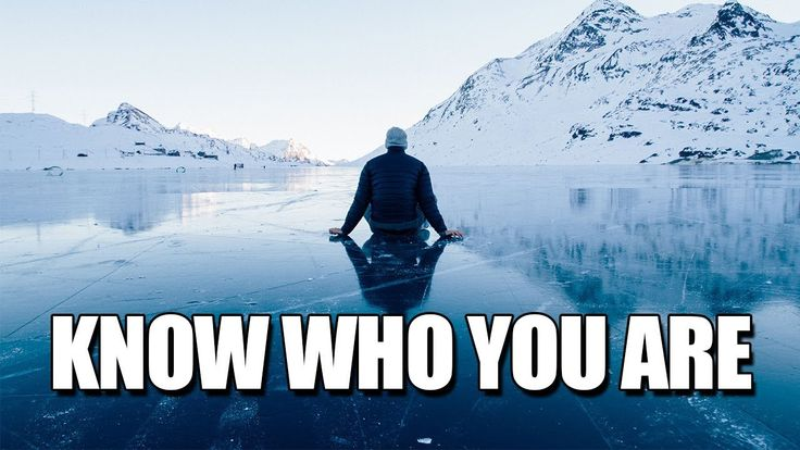 KNOW WHO YOU ARE - Best Motivational Video for 2018 by Iyanla Vanzant