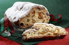Pão de Natal com Erva-doce #Pão #Natal