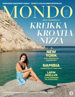 Mondo 3/2016 | Mondo.fi