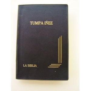 Bible in Guarani Language / Biblia Guarani / Tumpa Inee / La Biblia / Bolivian GUABO062 SBB / Biblia en Guarani de Bolivia / Concordancia Tematica    $64.99