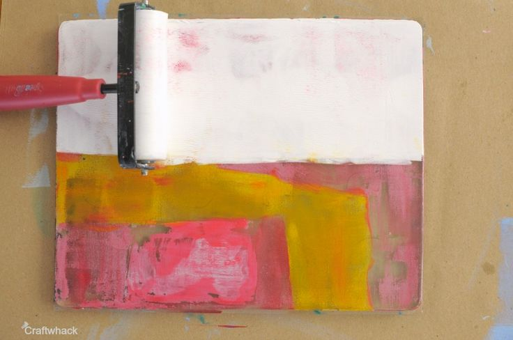 Gelli Plate Printing: 10 Awesome Ideas