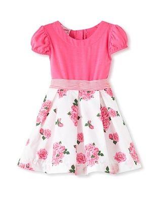 53% OFF Nannette Girl's 2-6X Rose Dress (Pink)