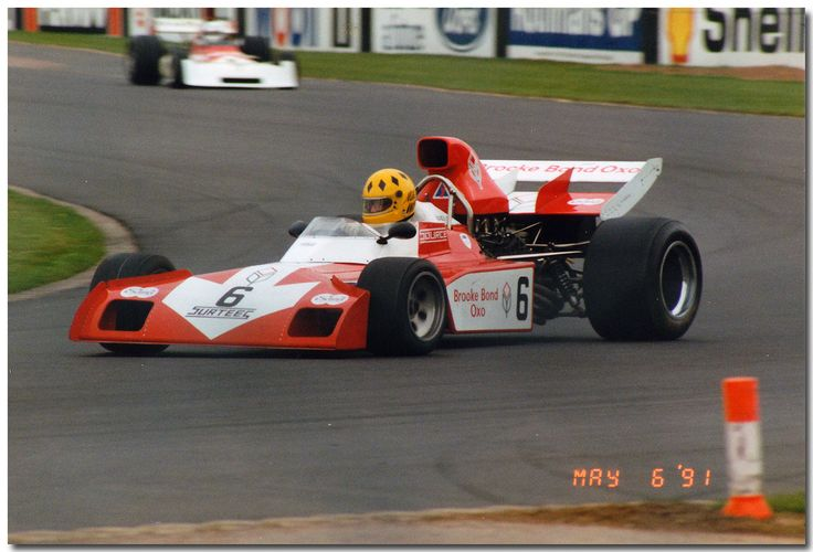 1973 Mike Wilds (Surtees TS9B - Ford)
