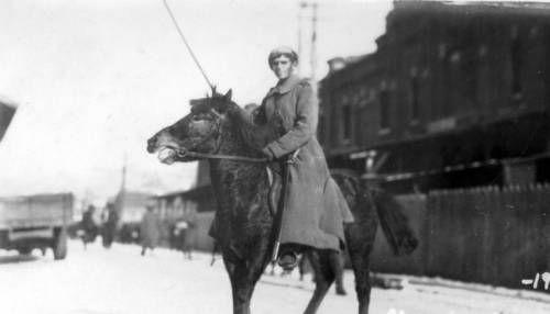 Mounted Cossack guard in Vladivostok. http://digitallibrary.usc.edu/cdm/ref/collection/p15799coll46/id/73