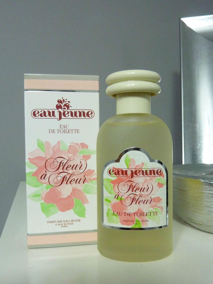FLEUR A FLEUR de eau jeune eau de toilette PERFECTO ESTADO 100 ml nueva en caja
