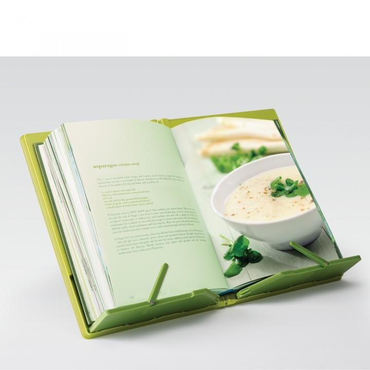 Perfect for aspiring chefs...the Joseph Joseph Cookbook folding stand.