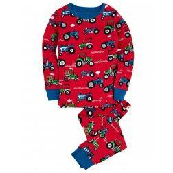 Pyjama – Tracteurs