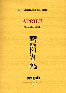 Lou Andreas Salomé - Aprile - Via del Vento Edizioni