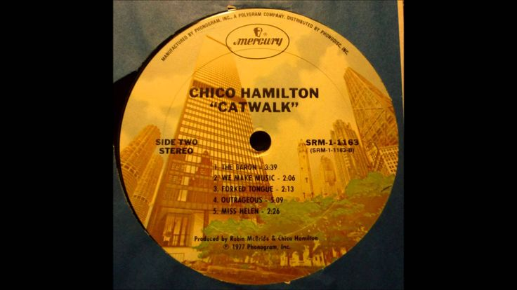 Chico Hamilton - The Baron