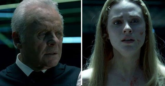 Anthony Hopkins Is Terrifying In New Westworld Trailer
