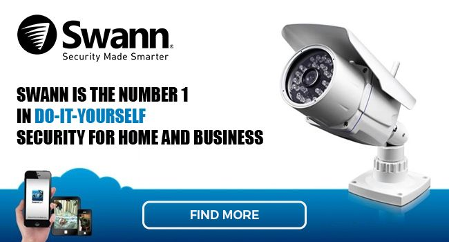 Swann are leaders in DIY Security Made Easy. Safeguard your loved ones with affordable CCTV security cameras, home alarms and do it yourself security systems.