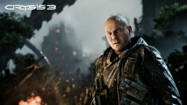 "Fans of the Crysis series are sure to be happy with this latest trailer from upcoming futuristic shooter, Crysis 3. Within, it is actually revealed that Michael ""Psycho"" Sykes is still alive! Yes the aptly named character from the original Crysis game was thought to be dead after not appearing in the sequel; however this new video will set fans minds at ease."