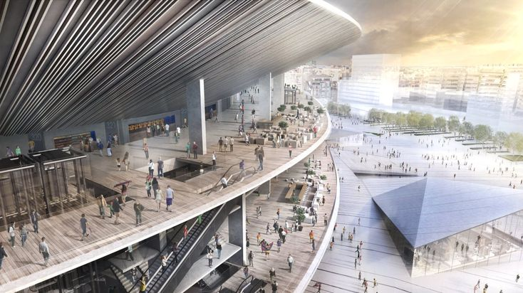 New Camp Nou Design Selected