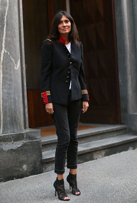 Fashion Editor Street Style: Milan Fashion Week Spring 2014 (Forum ...