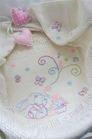 Risultati immagini per copertine ai ferri per neonato