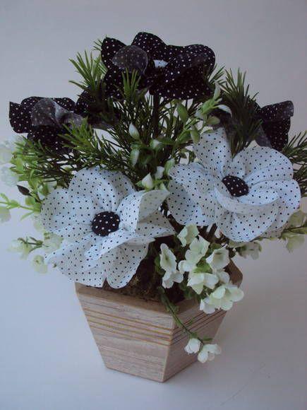arranjo-em-flores-tecido-fuxico-lindo