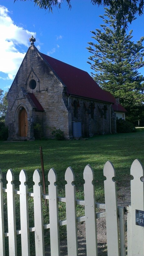 Old Church in Southern Highlands NSW