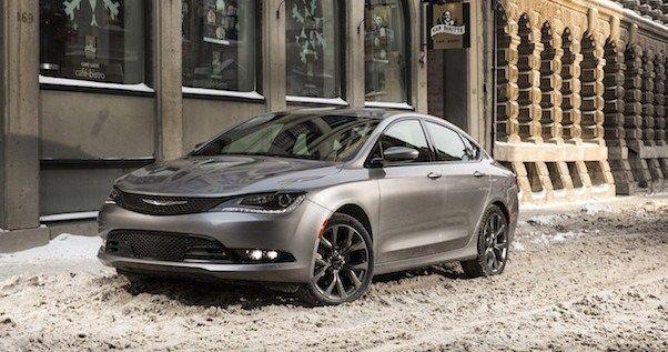 2020 Chrysler 200 Release Date