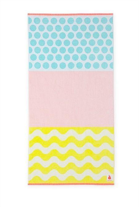 Sally Kids Beach Towel