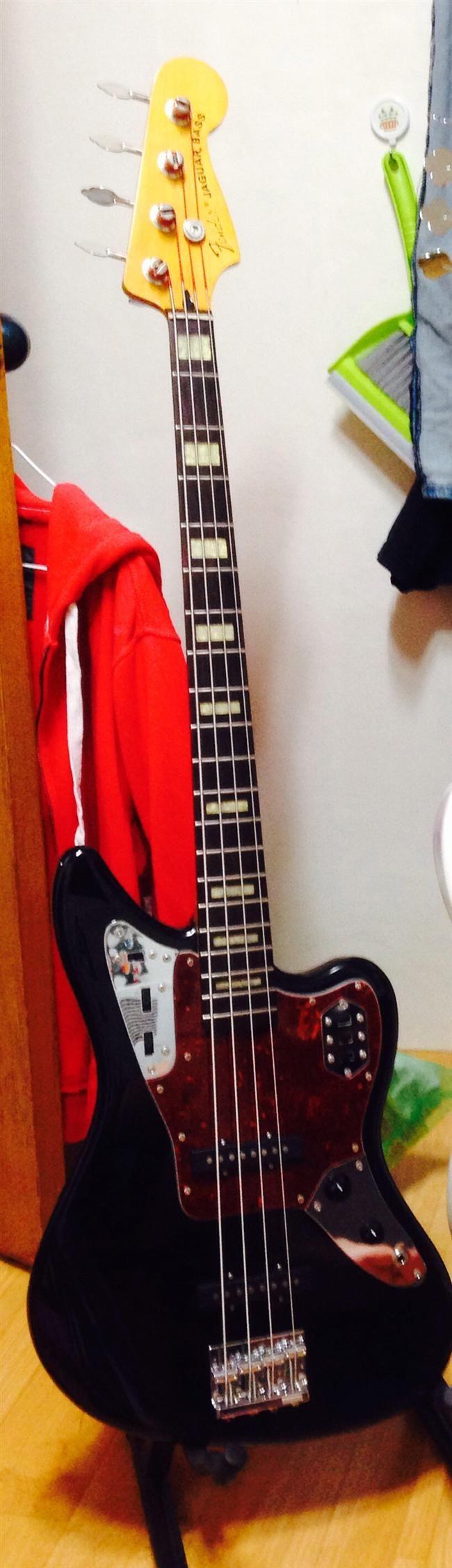Fender Japan Jaguar Bass 11 5jt Bass Pinterest
