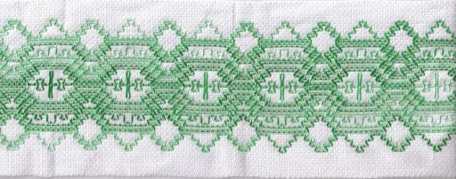 Vagonite/Swedish or Huck Embroidery