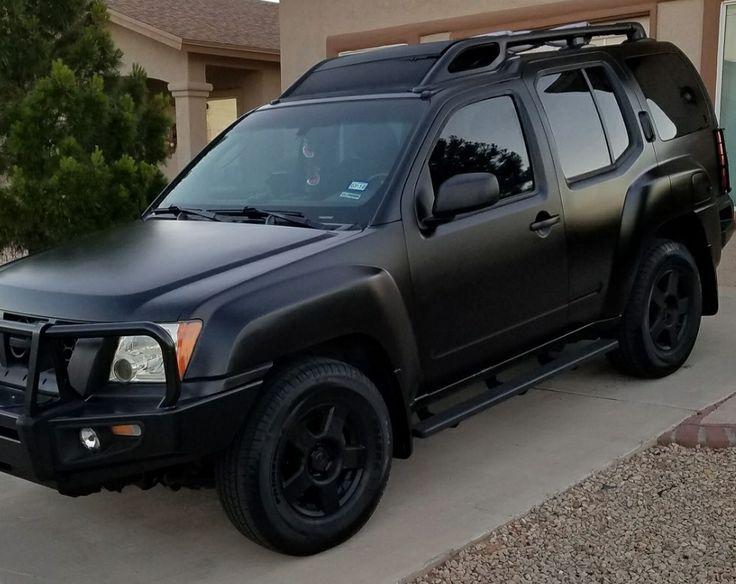 My 2007 Nissan Xterra X