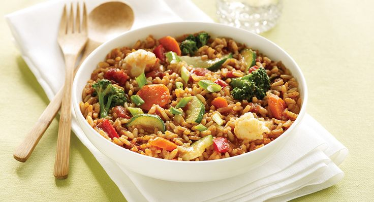 The one-of-a-kind flavors of New Orleans can be enjoyed by all with this quick and easy vegetarian recipe.