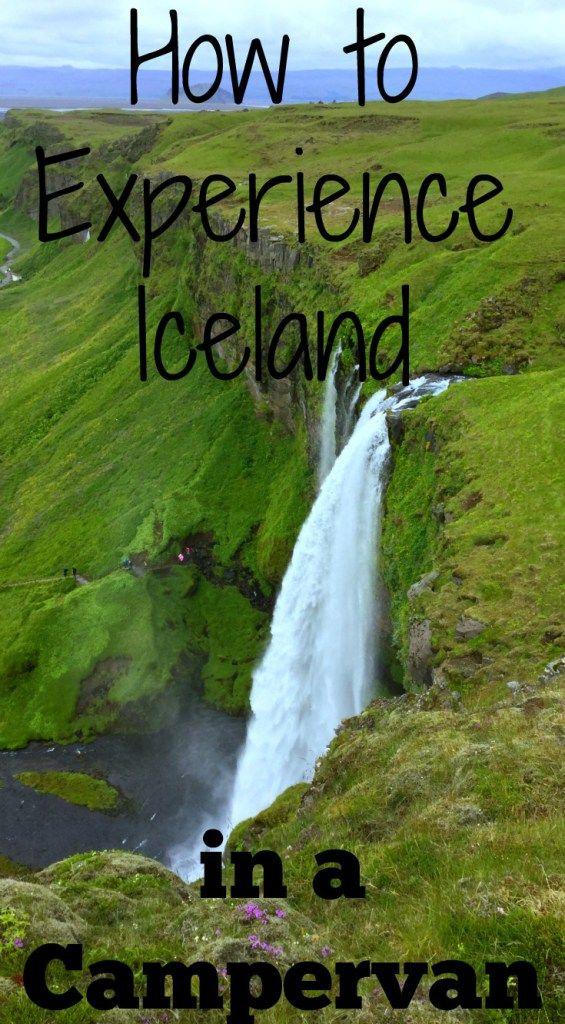 Iceland: The Campervan