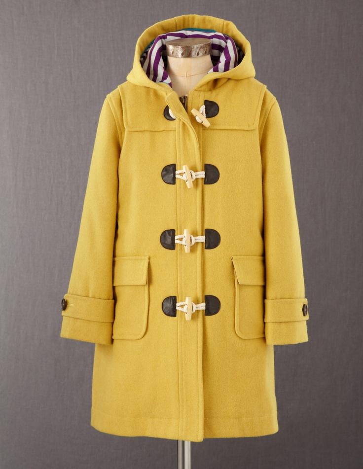 Duffle coat mini boden duffle coat pinterest duffle for Boden yellow raincoat