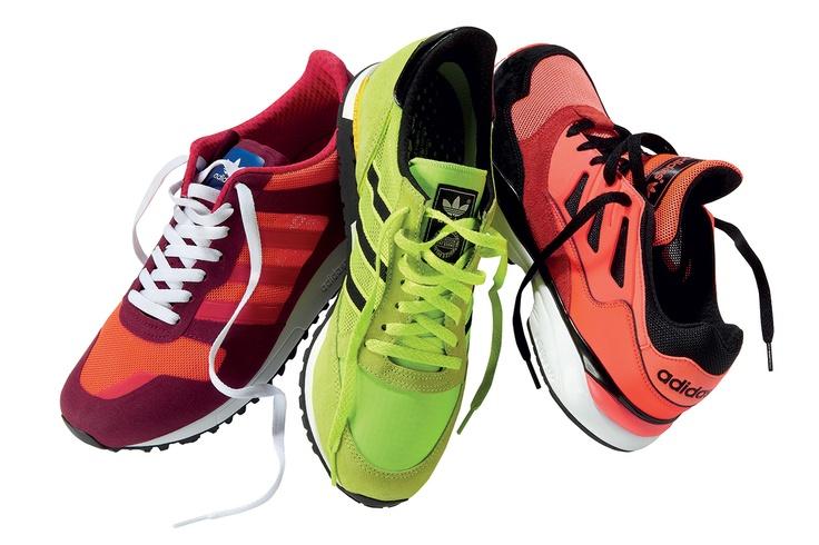 adidas Originals 2013 Spring/Summer Neon Running Pack