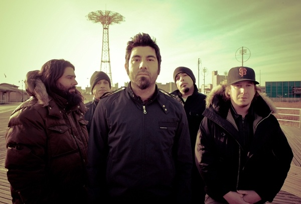 Deftones New Album 'Koi No Yokan' - Premiere - Click to listen to the entire album 5 days before the release date! <3