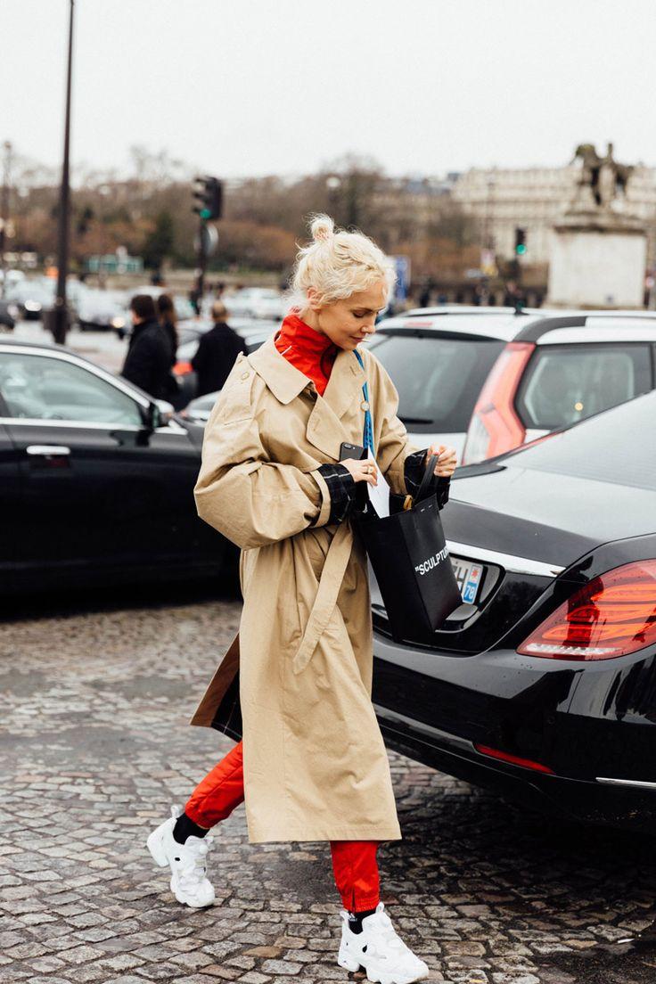 Athleisure // Vogue Spain French Kiss Olga Karput