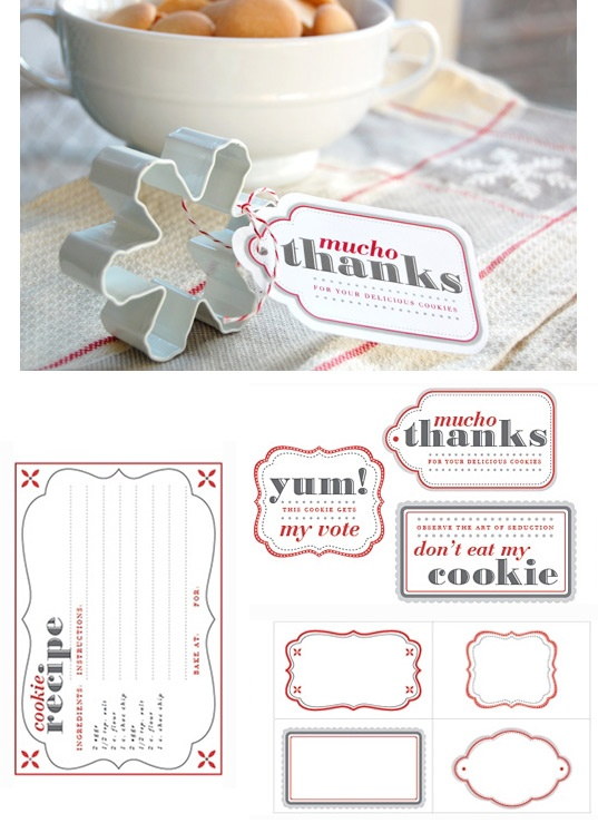 197 best Printable Recipe Cards images on Pinterest | Recipe ...