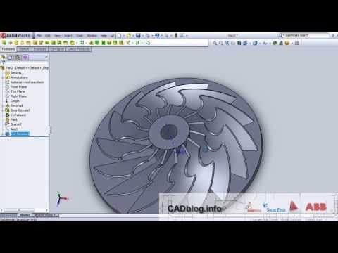 Solidworks tutorial 3D Drawing