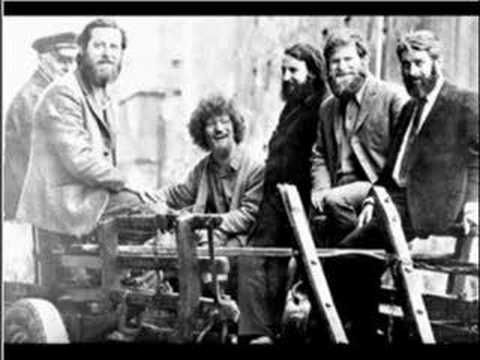 The Dubliners- The Rocky Road To Dublin