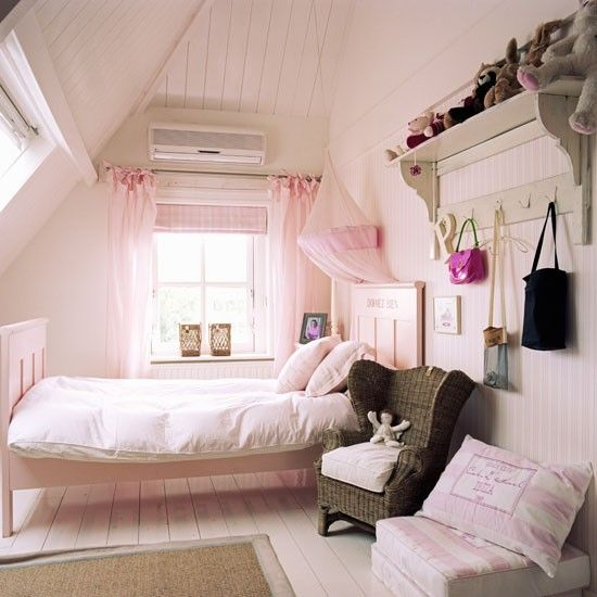 Create a relaxing feel | Traditional kids' rooms ideas | housetohome.co.uk