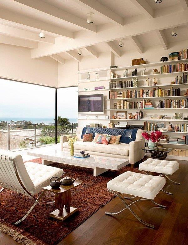 Best 25 barcelona chair ideas on pinterest for Barcelona chair living room ideas