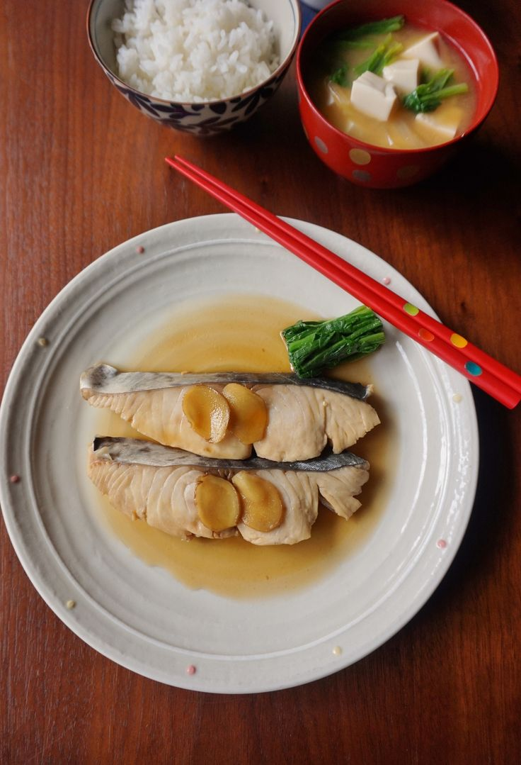 鰆(さわら)のしょうが煮 by 楠みどり | レシピサイト「Nadia | ナディア」プロの料理を無料で検索