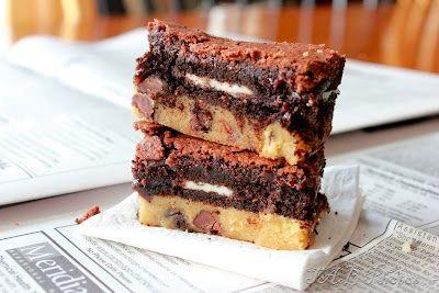 Mmmm, slutty slutty brownies! sounds-yummy