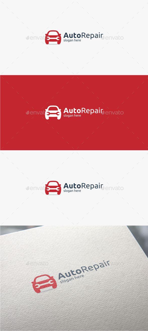Auto Repair - Logo Template
