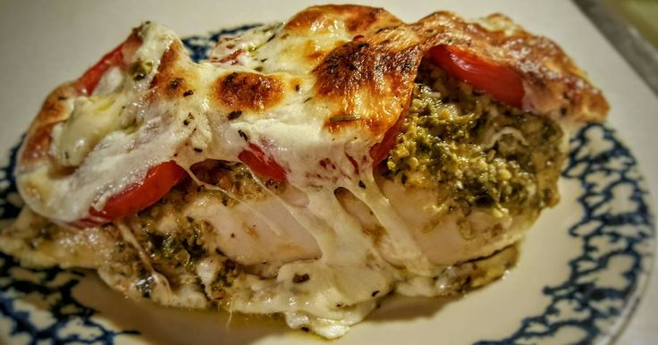 Great recipe for Baked Chicken. Seen this recipe floating around the Internet. I took the basics of it and spruced it up a bit.