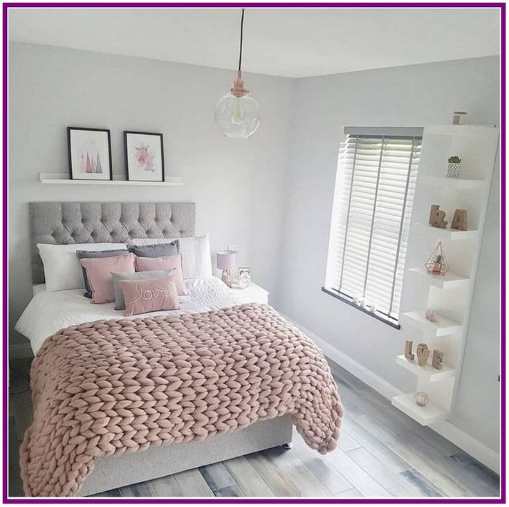 25 Cozy Teen Girl Bedroom Design Trends For 2019