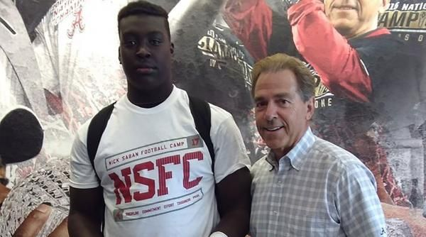 Who is Jaheim Oatis? Meet the Eighth Grader With Offers From Alabama, Ole Miss - Sports Illustrated