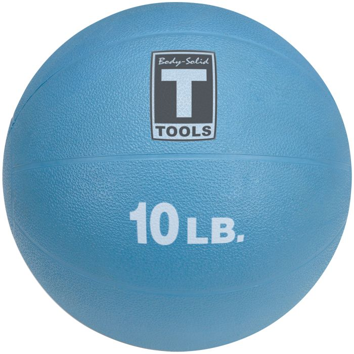 Body-Solid Medicine Ball - 10 lbs (Blue)