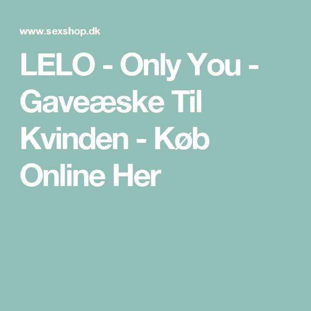 LELO - Only You - Gaveæske Til Kvinden - Køb Online Her