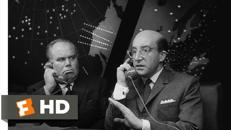 Dr. Strangelove (3/8) Movie CLIP - Hello Dimitri (1964) HD
